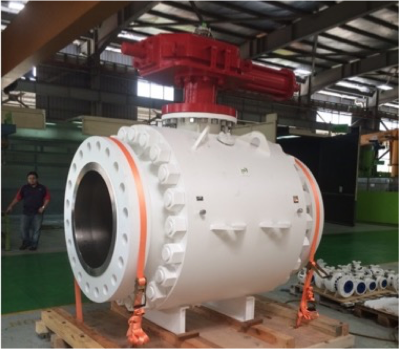 Mv3 Side Entry Ball Valves Api6d