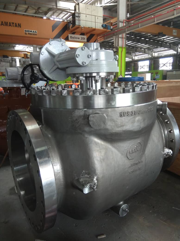 MIR VALVE - MANUFACTURER OF BALL AND GATE VALVES API 6D/6A